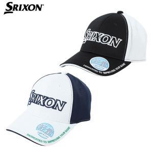 スリクソン SRIXON ゴルフ キャップ メンズ スプラッシュメッシュ SMH9137|himaraya