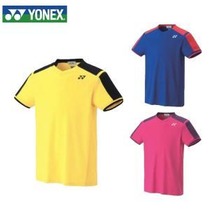 ヨネックス テニスウェア バドミントンウェア ゲームシャツ ジュニア キッズ 10271J 日本バド...