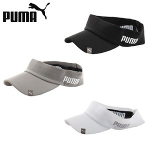 プーマ ゴルフ サンバイザー メンズ サマーニット バイザー 866500 PUMA himaraya