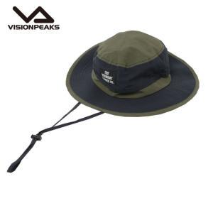 ビジョンピークス VISIONPEAKS ハット メンズ レディース タフタブーニー VP171201I02 KHK/NVY|himaraya