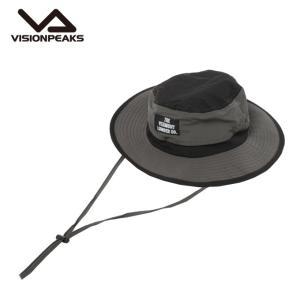 ビジョンピークス VISIONPEAKS ハット メンズ レディース タフタブーニー VP171201I02 BLK/GRY|himaraya