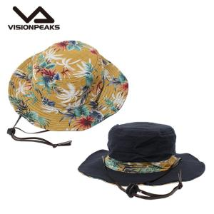 ビジョンピークス VISIONPEAKS ハット メンズ レディース リバーシブルハット VP171201I03 YW/NVY|himaraya