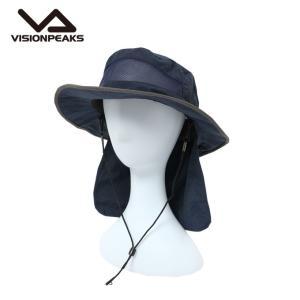 ビジョンピークス VISIONPEAKS ハット メンズ レディース サンシェイドハット VP171201I04 NVY himaraya