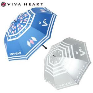 ビバハート VIVA HEART  ゴルフ 傘 レディース デザイン晴雨兼用パラソル 013-99463|himaraya