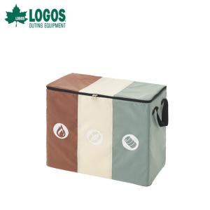 ロゴス LOGOS ごみ箱 分別できるフォールディングダストBOX 88230210