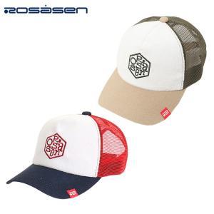 ロサーセン ROSASEN  ゴルフ キャップ メンズ ルーズマンパイル 046-59430|himaraya
