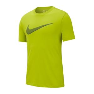 速乾仕様のTシャツスタイル。 ナイキ Dri-FIT メンズ トレーニング Tシャツは、ソフトな肌触...