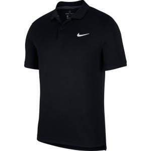 コートでも快適。 ナイキコート Dri-FIT チーム メンズ テニスポロは、速乾性に優れた素材を使...