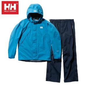 ヘリーハンセン HELLY HANSEN レインウェア上下セット メンズ ヘリーレインスーツ Helly Rain Suit HOE11900 SK|himaraya