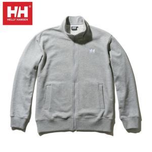 ヘリーハンセン HELLY HANSEN スウェットジャケット メンズ HHロゴフルジップスウェットジャケット HE31906 Z|himaraya