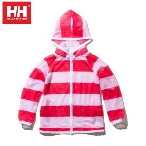 ヘリーハンセン HELLY HANSEN アウトドア ジャケット ジュニア インセクトシールドジャケット HOJ11900 RB|himaraya