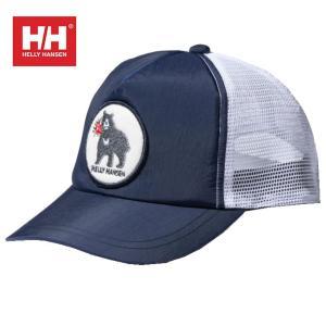 c1da94c353b5b6 ヘリーハンセン HELLY HANSEN キャップ 帽子 ジュニア ワッペンメッシュキャップ HOCJ91904 HB