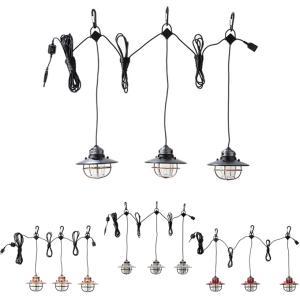 Barebones Living ベアボーンズリビング エジソンストリングライトLED ブロンズはエ...