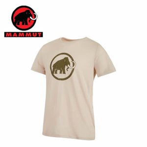 マムート MAMMUT Tシャツ 半袖 メンズ マムートロゴ TShirt 1017-01480 00262|himaraya