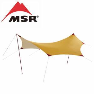 コンパクトなテントと相性が良い、2〜4人で使えるミドルサイズのタープです。人気モデル、ビスタウィング...