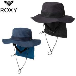 ロキシー ROXY サーフハット レディース UPF50+ 撥水 パッカブル サーフ ハット UV WATER HAT RSA191751|himaraya