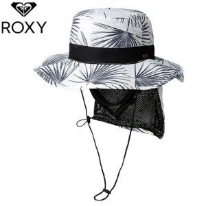 ロキシー ROXY サーフハット レディース UPF50+ パッカブル サーフ ハット UV WATER HAT PRT RSA191752|himaraya