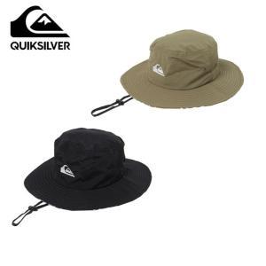 クイックシルバー QUIKSILVER  サーフハット  メンズ BEACHハット QHT192605T|himaraya