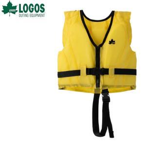 ロゴス LOGOS ライフジャケット ジュニア フローティングピローベスト子供用-AI 66812310|himaraya