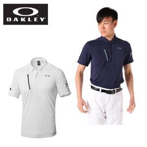 吸汗速乾素材KOKAGEを使用したデザイン衿シャツ。 遮熱機能を搭載した生地は赤外線を遮り、衣服内の...
