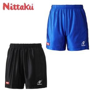 ニッタク Nittaku 卓球ウェア パンツ メンズ レディース RUMISTAR SHORTS ルミスターショーツ NW-2503|himaraya