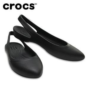 クロックス サンダル レディース Women's Crocs Eve Slingback イヴ スリングバック ウィメン 204955-001 crocs|himaraya