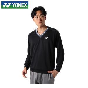 ヨネックス テニスウェア トレーナー メンズ Vトレーナー 32026 YONEX