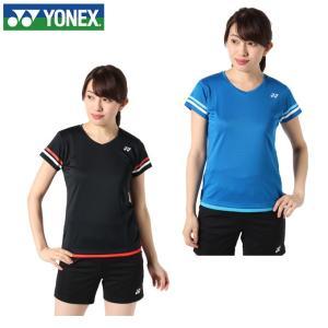 ヨネックス テニスウェア Tシャツ 半袖 レディース 限定ドライ 16377 YONEX