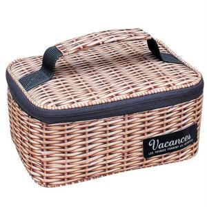 お弁当にぴったりのランチトートバッグ! 持ち運びしやすいサイズのクーラーランチバッグ。 断熱材入りの...