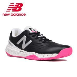 ニューバランス テニスシューズ オールコート レディース WCH796 V1 WCH796B1 D new balance|himaraya