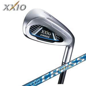 ゼクシオ XXIO ゴルフクラブ 単品アイアン メンズ クロス アイアン XXIO CROSS ZELOS7|himaraya