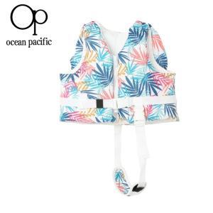 オーシャンパシフィック Ocean Pacific ライフジャケット ジュニア JRライフベスト 569925|himaraya