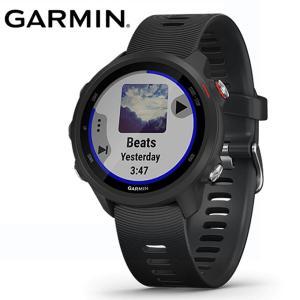 ガーミン GARMIN ランニング 腕時計 メンズ レディース ForeAthlete 245 Music 010-02120-70|himaraya