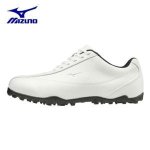 ミズノ ゴルフシューズ スパイクレス メンズ WALKING STYLE ウォーキングスタイル 51...