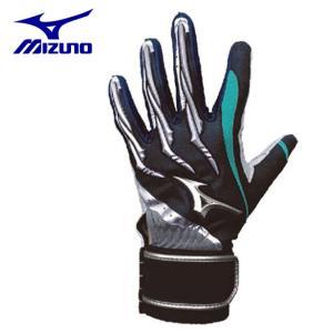 ミズノ 野球 バッティンググローブ 両手用 メンズ レディース ミズノプロ シリコンパワーアーク イチローモデル 1EJEA06914 MIZUNO|himaraya