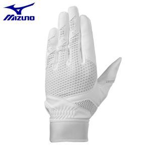ミズノ 守備用手袋 ジュニア グローバルエリート 守備手袋 RG 高校野球ルール対応 左手用 1EJEY22010 MIZUNO|himaraya