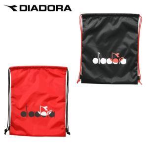 ディアドラ DIADORA ナップサック メンズ レディース ランドリーバッグ DTB9685|himaraya