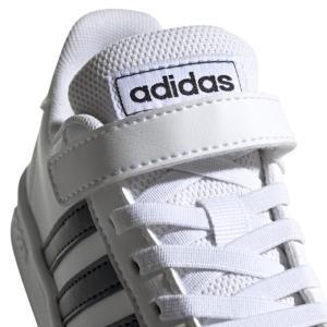 アディダス ジュニアシューズ ジュニア GRANDCOURT C グランドコート C EF0109 EPF89 adidas|himaraya|08