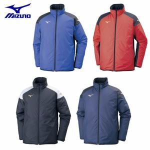 ミズノ サッカーウェア ウインドブレーカージャケット メンズ レディース 定番中綿ウォーマーJKT P2JE7501 MIZUNO|himaraya