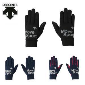 デサント DESCENTE 手袋 メンズ レディース フィールドグローブ DMAOJD92|himaraya