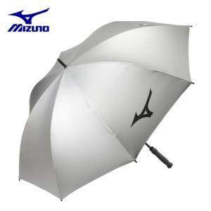 ミズノ ゴルフ 傘 メンズ レディース 銀パラソル 5LJY19230003 MIZUNO|himaraya