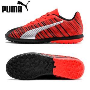 プーマ サッカー トレーニングシューズ ジュニア プーマワン5.4 TT 105662 01 PUM...