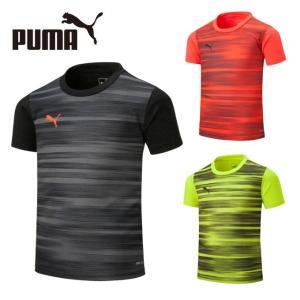 プーマ サッカーウェア 半袖シャツ ジュニア NXT AOP半袖シャツ 656627 PUMA