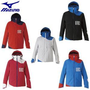 ミズノ スキーウェア ジャケット メンズ レディース デモソリッドスキーパーカ Z2ME9321 MIZUNO|himaraya