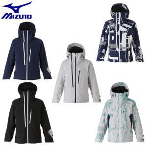 ミズノ スキーウェア ジャケット メンズ レディース フリースキーパーカ Z2ME9340 MIZUNO|himaraya