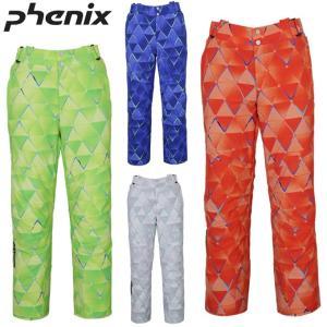 フェニックス Phenix スキーウェア パンツ メンズ Demo Team Pro 3-D Pants PF972OB11 himaraya