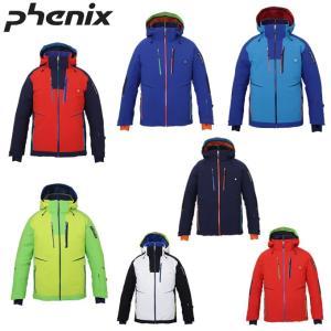フェニックス Phenix スキーウェア ジャケット メンズ レディース Demo Team Jacket PF972OT12|himaraya