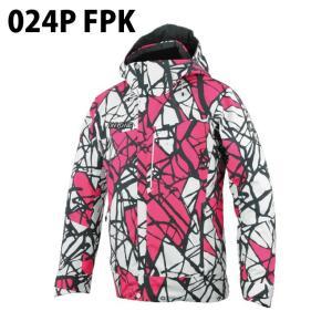 オンヨネ ONYONE スキーウェア ジャケット メンズ レディース PRINT OUTER JACKET ONJ92P43|himaraya|02