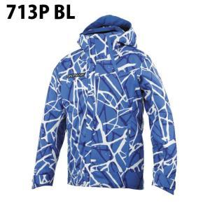 オンヨネ ONYONE スキーウェア ジャケット メンズ レディース PRINT OUTER JACKET ONJ92P43|himaraya|03