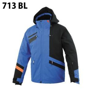 オンヨネ ONYONE スキーウェア ジャケット メンズ レディース TEAM OUTER JACKET ONJ92400|himaraya|02